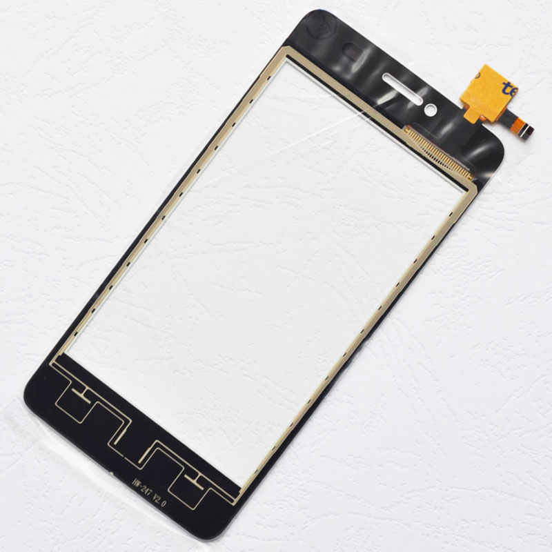 BINYEAE 4.0 ''Touch الشاشة ل ZTE شفرة AF3 T221 A5/A5 برو محول الأرقام اللمس لوحة زجاج عدسة الاستشعار شحن أدوات + لاصق