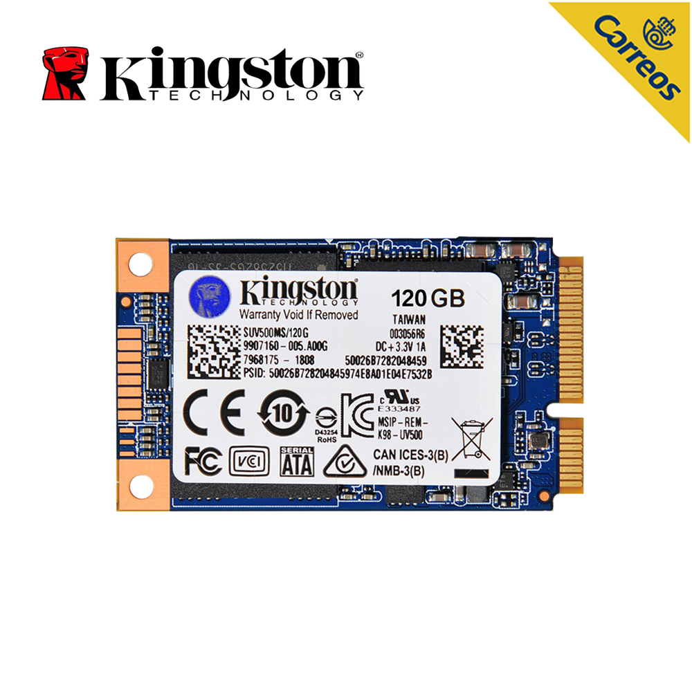 Kingston Technology UV500 SSD 120 GB 240 GB hdd 520 mo/s 2.5 pouces disque dur à semi-conducteurs interne disque dur HD SSD pour pc et aptops