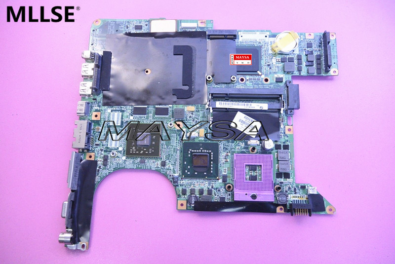 447982-001 Fit For HP Pavilion dv9000 DV9500 DV9700 Laptop Motherboard  461068-001 100% Working ! цена 2017