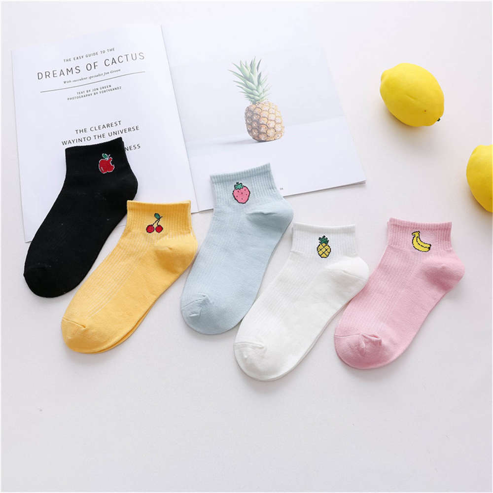 носок для женщин; Материал:: Полиэстер,Хлопок,Спандекс; рубашка; мода;