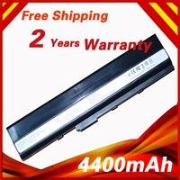 5200mAh Laptop Battery For ASUS K52L681 70 NXM1B2200Z A42DR A42JE K42JV K52JB K52JE X52J A52J A52JK