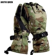 Новое поступление мужские и женские лыжные перчатки Зимние перчатки водонепроницаемые Мотоциклетные Перчатки