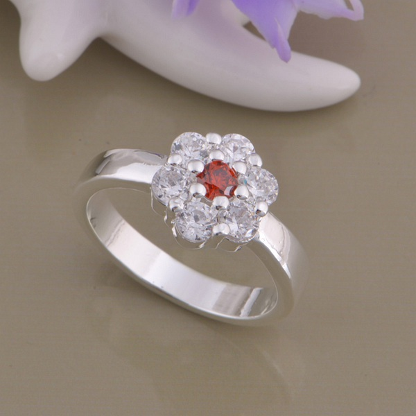 wholesale High quality silver Fashion jewelry rings WR-954