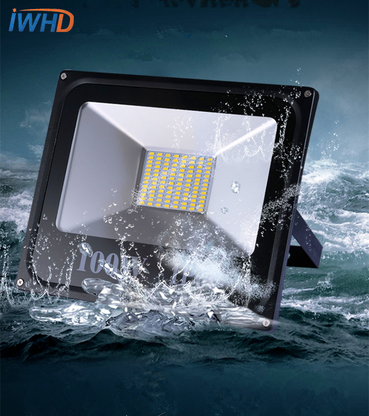 IWHD power Architects dedicated LED projection lamp engineering decoration 50W100W200W300W outdoor waterproof flood light architects architects ruin lp 180 gr cd