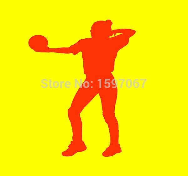 Bola Voli Beach Volley Ball Melayani Grafis Vinyl Stiker Mobil Truk Pintu Kayak Stiker 8 Warna