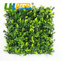 ULAND 25cm*25cm Plants Leaves Synthetic Grass Mat Artificial Fence Bushes Foliage For DIY Garden Wedding Decorations-G0602A009B