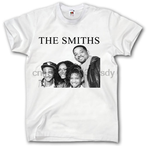 """T-Shirt /"""" Will Smith Kiss /"""" White the Happiness Is Have My T-Shirt New"""