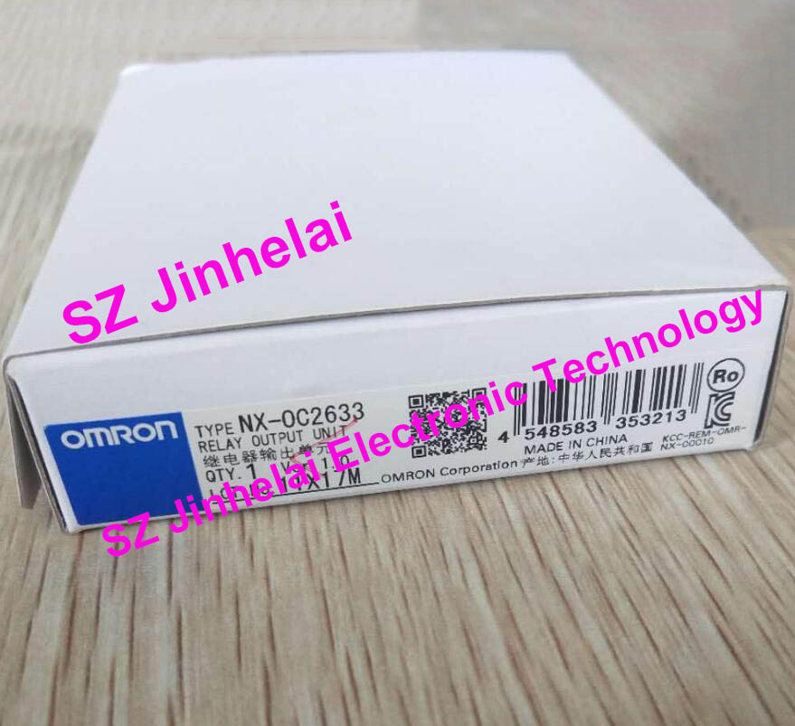 New and original NX-OC2633 OMRON Relay output unit new and original g9sa 301 ac dc24v omron safety relay unit