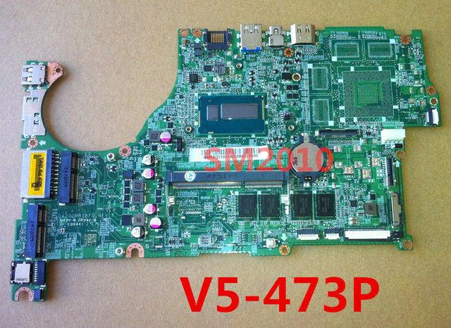 Acer Aspire V5-473 Intel Chipset Descargar Controlador