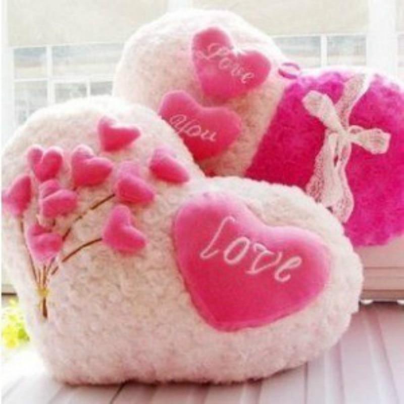 a forma di cuore cuscini-acquista a poco prezzo a forma di cuore