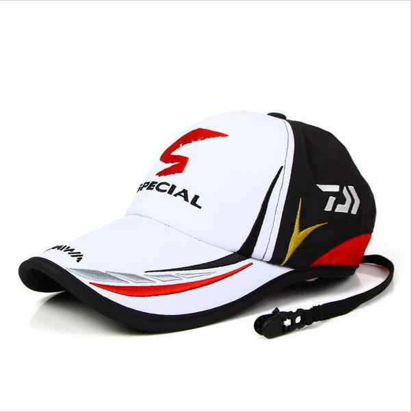 2020 dorosłych mężczyzn regulowany wędkarstwo parasolka Sport Baseball rybacy kapelusz czapka czarny specjalny kapelusz typu Bucket z literą Cap