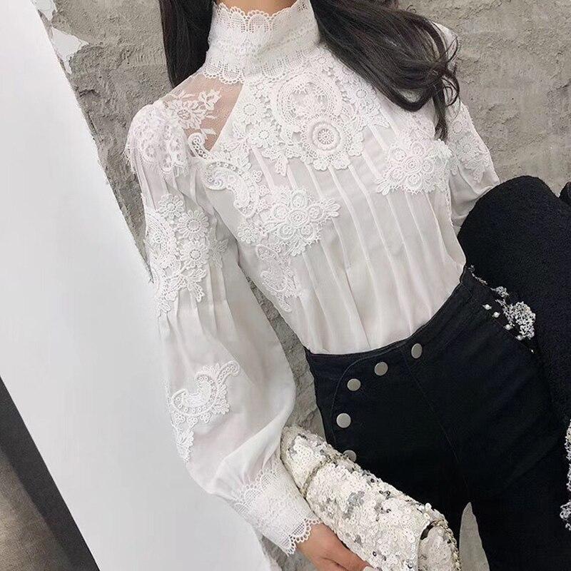 Lantern Shirt New Blouses