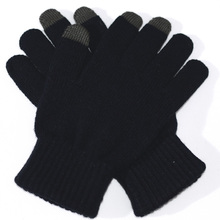 Unisex Men Women Winter Fitness Touch Screen Gloves Knitted Mittens Guante Gym B