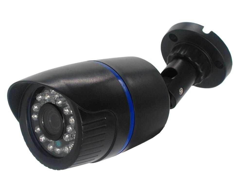 H265 1080 P 2MP 4MP Extérieure Étanche IR IP caméra HD Mega Pixels Réseau IP HD Caméra avec POE