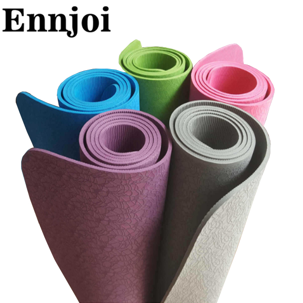 NEW 183*61cm 6MM Thickness Yoga Mat Non-slip Environmental Tasteless Exercise Pad Bodybuilding Mat Sports Accessories  yoga accessories thick mat | The Best Yoga Mats | My RECAP After Testing them All | Sweat Proof, Best for Hot Yoga, more NEW 183 61cm 6MM font b Thickness b font font b Yoga b font font b