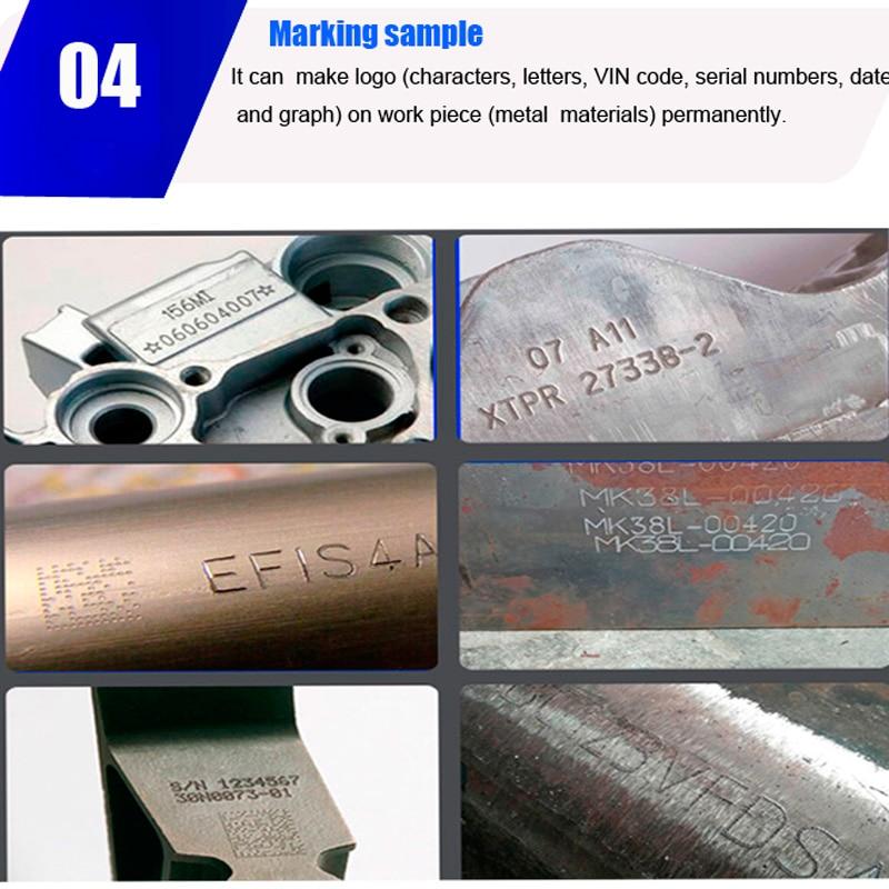 Pramoninės CNC pneumatinių taškinių ženklinimo mašinų dalys; - Medienos apdirbimo įranga - Nuotrauka 3