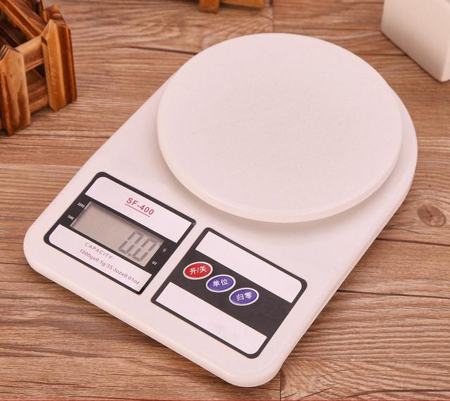 Digital Kitchen Scale Scales High Precision Electronic Household Food Baking Sf400 10kg G Oz