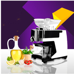 Soybean expeller automatic peanut sesame almond walnut sunflower seeds oil press oil mill small coconut oil extraction