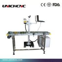 High Precision 20w 30w 50w Desktop Fiber Laser Marking Machine