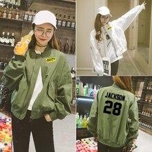 kpop Got7 jackson mark JB JR winter baseball uniform Comfortable jacket hoodie