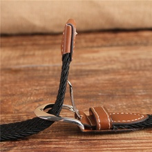 Yienws Brand Knitted Canvas Belt Child Cinto Cowboy Western Belt For Kids Boy Girl Kemer Elastic Belt Strap YB017