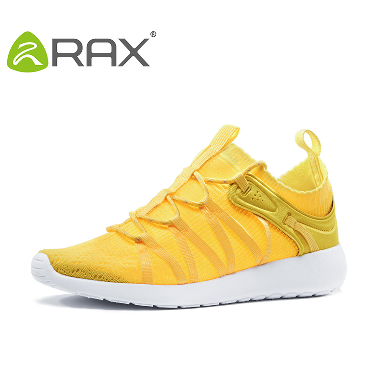 RAX 2017 Women Breathable Summer Spring Hiking Shoes Lightweight Knit Outdoor Sports Shoes Traveling Backpacking Shoes
