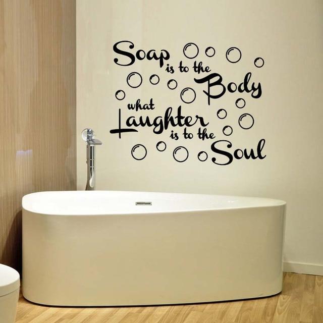 Hot lavanderia bagno vasca da bagno adesivi murali for Adesivi murali per bagno