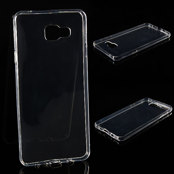 buy popular d3beb b431d US $1.12 |For Samsung Galaxy A5 Upgrade A510F 2016 silicone Case soft Gel  TPU Clear(Transparent) Back cover colourless thin Fundas on Aliexpress.com  | ...