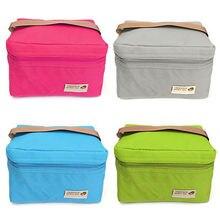 Lunch портативная изоляцией путешествий cooler тепловая пикник box хранения сумка для