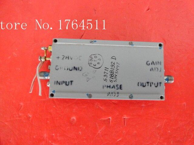 [BELLA] Supply 28V SMA Amplifier 53711-5188192