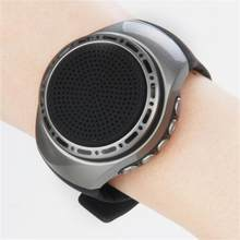 Newest Smart Watches Bluetooth Speaker with FM Hands-free MP3 Music Player Support Self-timer Anti-Lost Outdoor Sports Speakers(China)