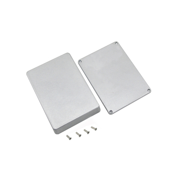 1PCS VHT Diecast Aluminum Enclosures 1399Series for VHT Guitar Effect Pedal 128(L)X94(W)X34(H)mm free shipping image