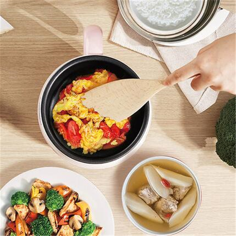Multifunction Household Electric Non-Stick Mini Cooking Pot 2