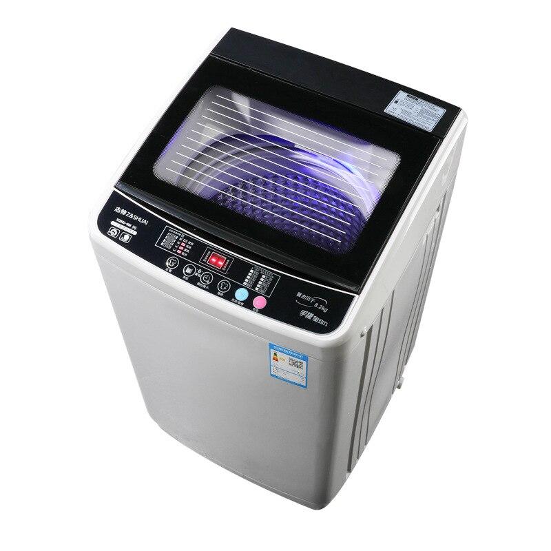 5.2/6.5/7.5/8.2 KG de suporte de Carga Automática Desinfecção Antibacteriano Mini Máquina de Lavar Roupa Máquina de Lavar Roupa máquina de lavar
