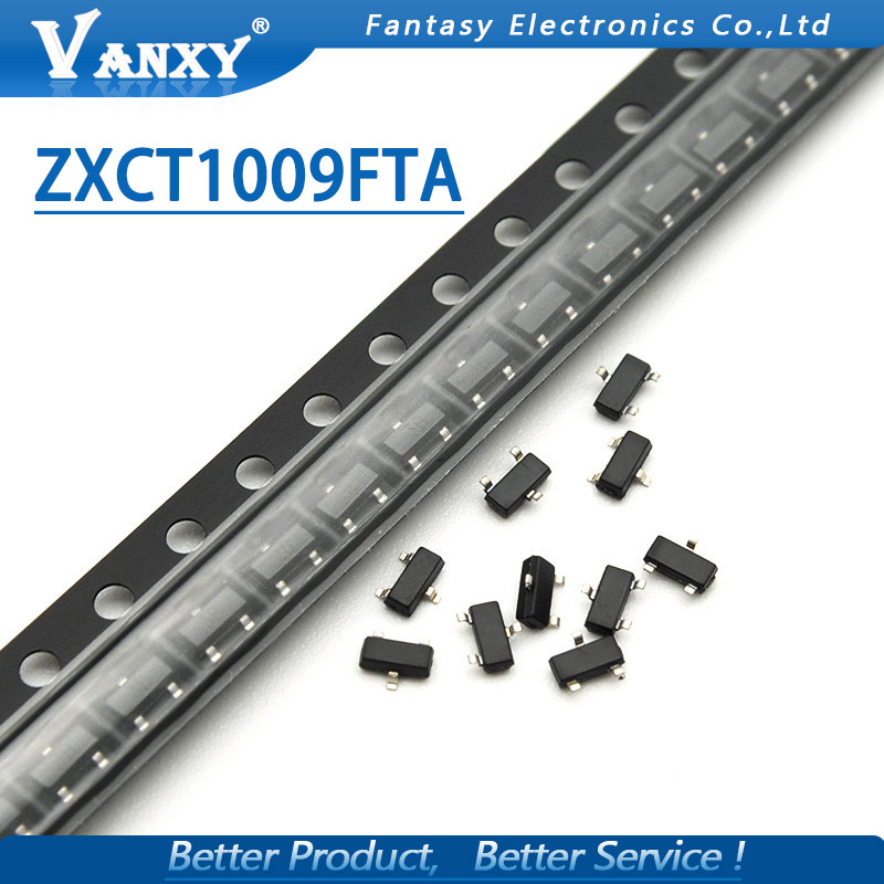 10PCS ZXCT1009FTA SOT-23 ZXCT1009FT ZXCT1009F ZXCT1009 109 SOT23 New Original