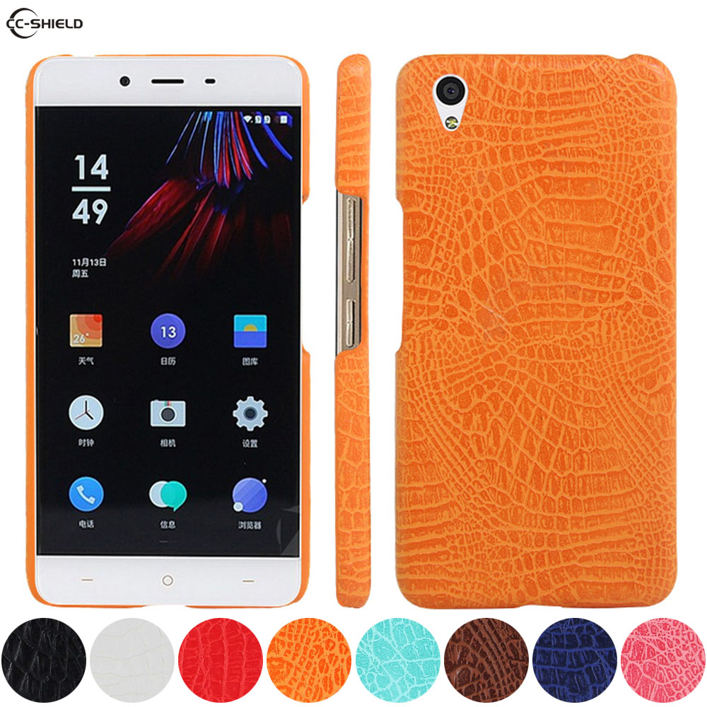 Leather <font><b>Case</b></font> for <font><b>OnePlus</b></font> X E1000 <font><b>E1001</b></font> 4 Phone Bumper Fitted <font><b>Case</b></font> for One Plus X OnePlusX E1003 E1005 1Plus Hard PC Cover image