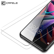 CAFELE HD Clear for huawei honor 8 Screen Protector 9H Ultra Thin Anti Glare Protective Film Tempered Glass