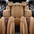 6D Cojín de Cubierta de Asiento de Coche Universal Para Toyota Camry Corolla Civic RAV4 Highlander Land cruiser 200 Prado 150 120 Prius verso