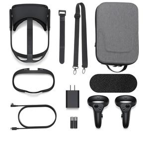 Image 3 - Чехол для хранения EVA для Oculus Quest виртуальной реальности, VR очки и аксессуары, водонепроницаемая защитная сумка, чехол для переноски