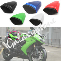 Motorcycle Rear Seat Cover Cowl ABS For Kawasaki Ninja ZX10R 2008 2009 2010