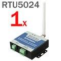 Frete grátis RTU5024 Interruptor do Relé de Controle de Acesso Remoto Sem Fio GSM Portão Opener Abridor de portão Deslizante Por Chamada Gratuita apoio App
