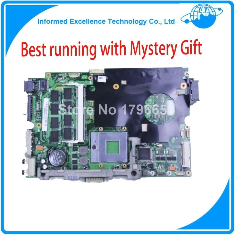 ФОТО K50IJ motherboard for ASUS laptop X5DIJ,K60IJ,K40IJ,X8AIJ rev 2.1 PN 60-NVKMB1000-C03 69N0EJM10C03