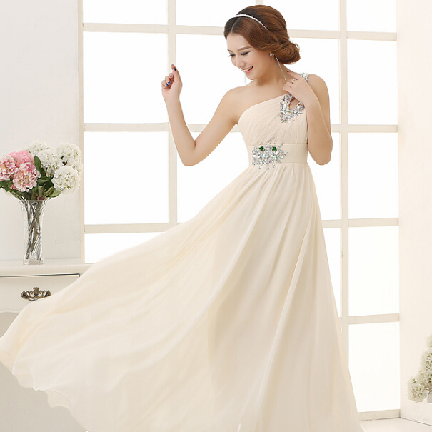 c5bd84ed3f1 greek goddess ladies formal gowns one shoulder gown dresses party long  chiffon beautiful ladies evening dress occasion 2017 1053-in Evening Dresses  from ...