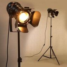 OYGROUP Vintage zemin lambası moda masa başucu lambası komidin masa ışıkları oturma odası için