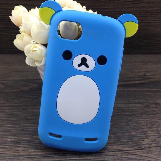For Zte u970 cartoon mobile phone case for zte v970 protective case for zte u930 phone case n970 shell