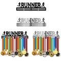 Медаль Вешалка для бега спортивная медаль держатель марафон медаль витрина