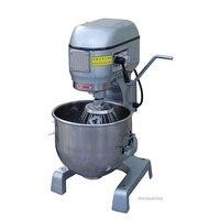 20L velocidade variável mecânico máquina de leite máquina de agitação ovo eggbeater leite fresco grito máquina de mistura Misturador de aço inoxidável