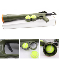 ABS Durable Tennis Ball Non Toxic Lightweight Dog Toy Sports Funny Pet Training Gift Launch Outdoor Interactive