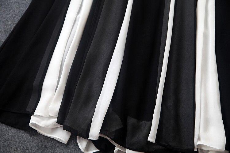 Women Casual Summer Style Maxi Dress 2015 Sleeveless Black White Vestidos  Femininos Womens Long Dresses Vestido De Festa LT3011-in Dresses from  Women s ... 30acca1d6