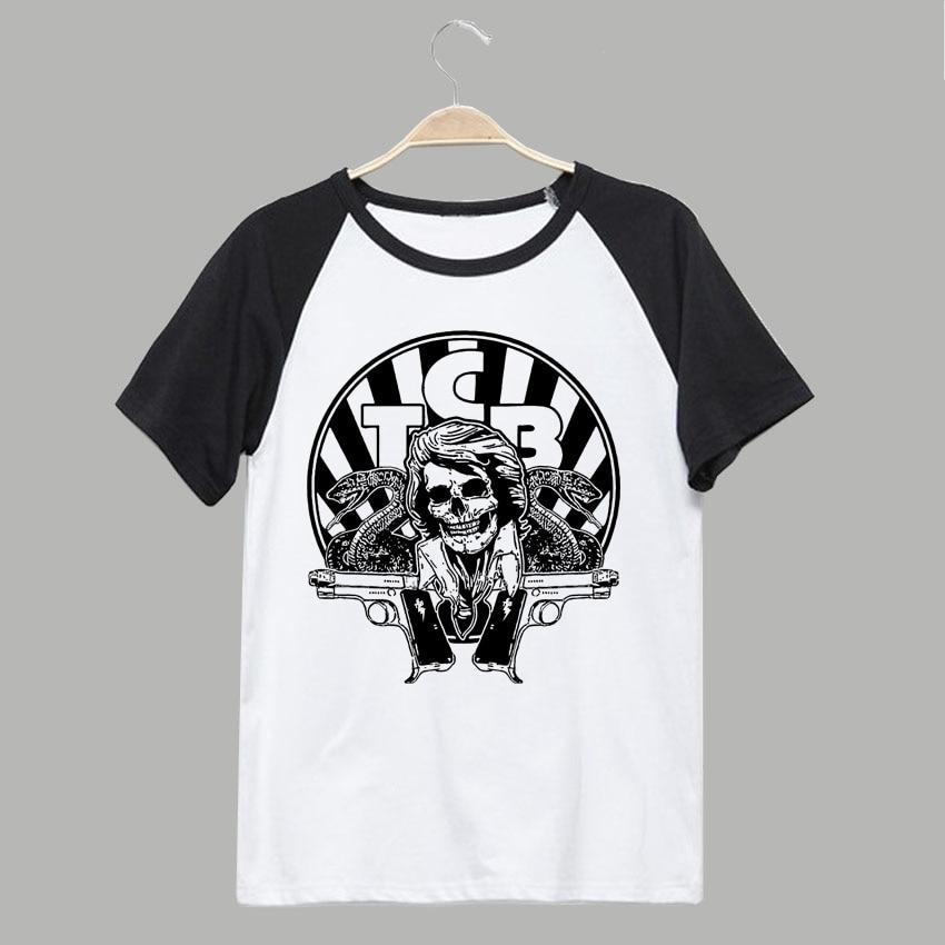 3faa50409b803 Elvis Presley Classic TCB moda vintage camiseta suave cómodo de buena  calidad tamaño S-3XL